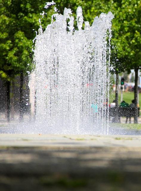 Jubiläumsaktion – 20 Jahre Wasserspiele im Kurpark